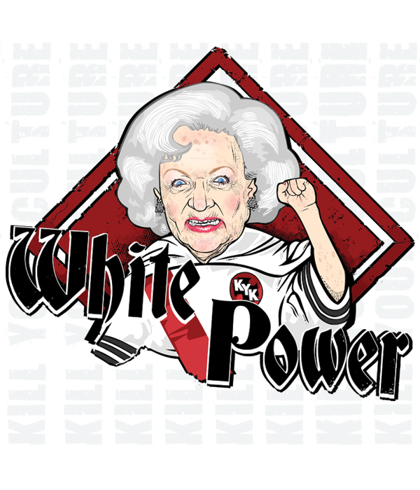 Betty White Power