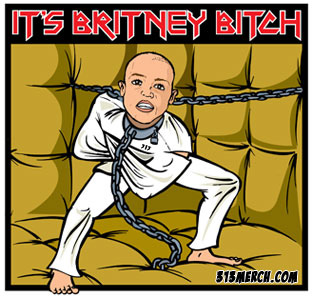 It's Britney Bitch T Shirts