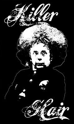 Phil Spector Killer Hair T-Shirt