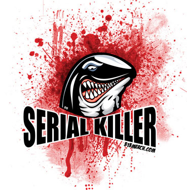 Tilikum Killer Whale Shirt