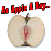 An Apple A day T Shirt