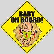 Baby on Board T Shirt