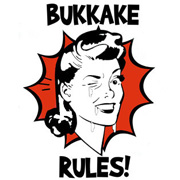 Bukkake Rules T Shirt
