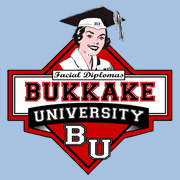 Bukkake Universirty T Shirt
