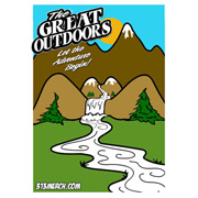 The Great Outdoors t shirt