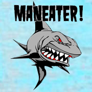 MANEATER SHARK TEE