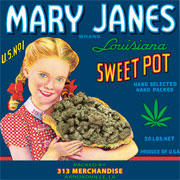 Mary Jane Pot Shirt