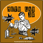 Meth Lab Jr. T Shirt