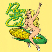 Porn On The Cob T-Shirt
