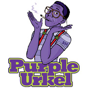 Purple Urkel T-Shirt