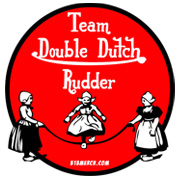 Dutch Rudder T Shirt