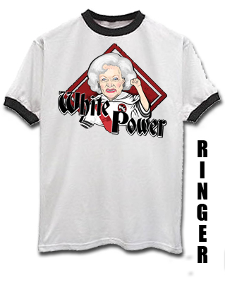 Betty White Power T-Shirt
