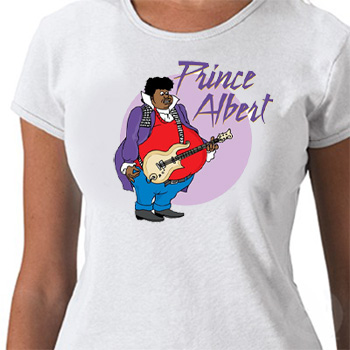 PRINCE ALBERT GIRLS T-SHIRT