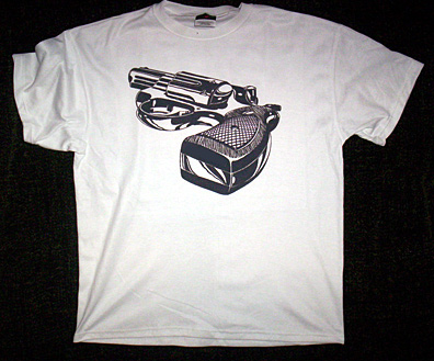 BIG PISTOL 313 T SHIRT